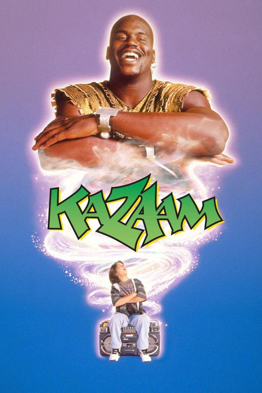 Kazaam movie poster