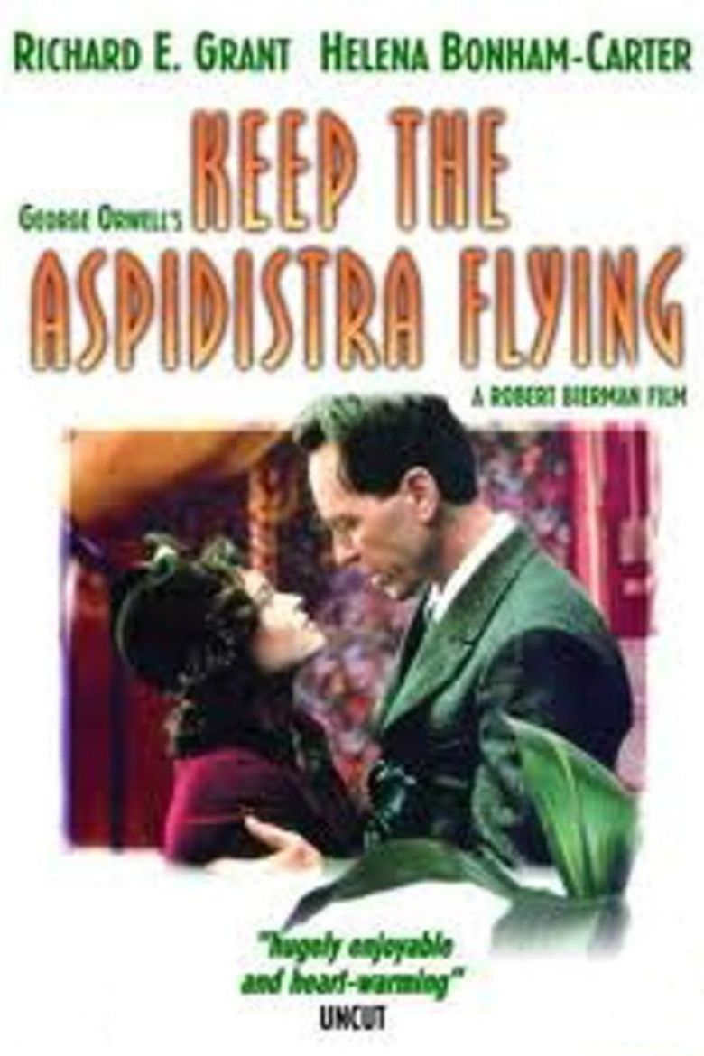 Keep the Aspidistra Flying (film) movie poster