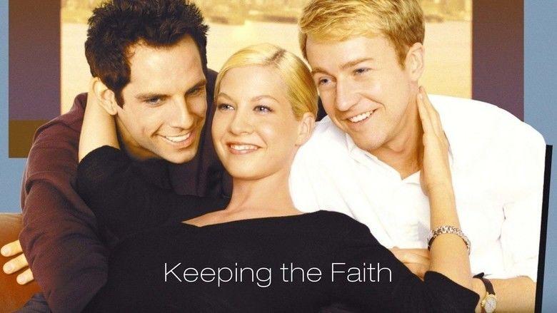 Keeping the Faith movie scenes