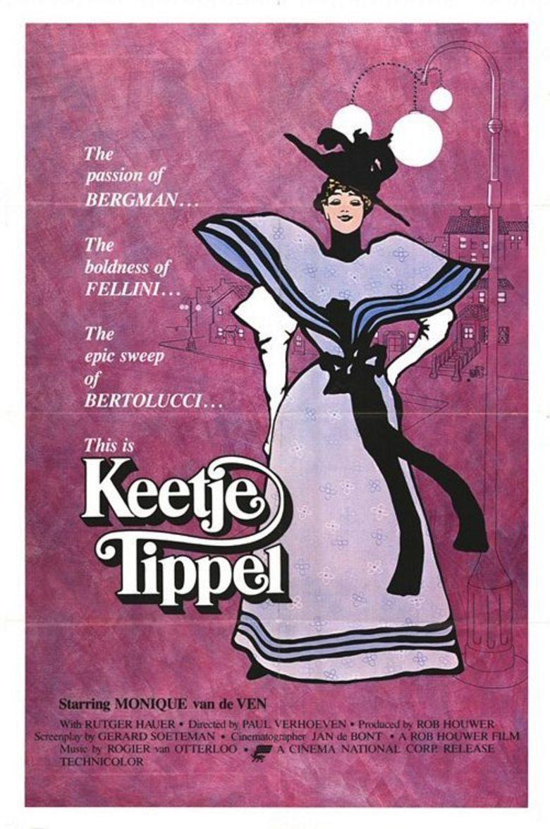 Keetje Tippel movie poster