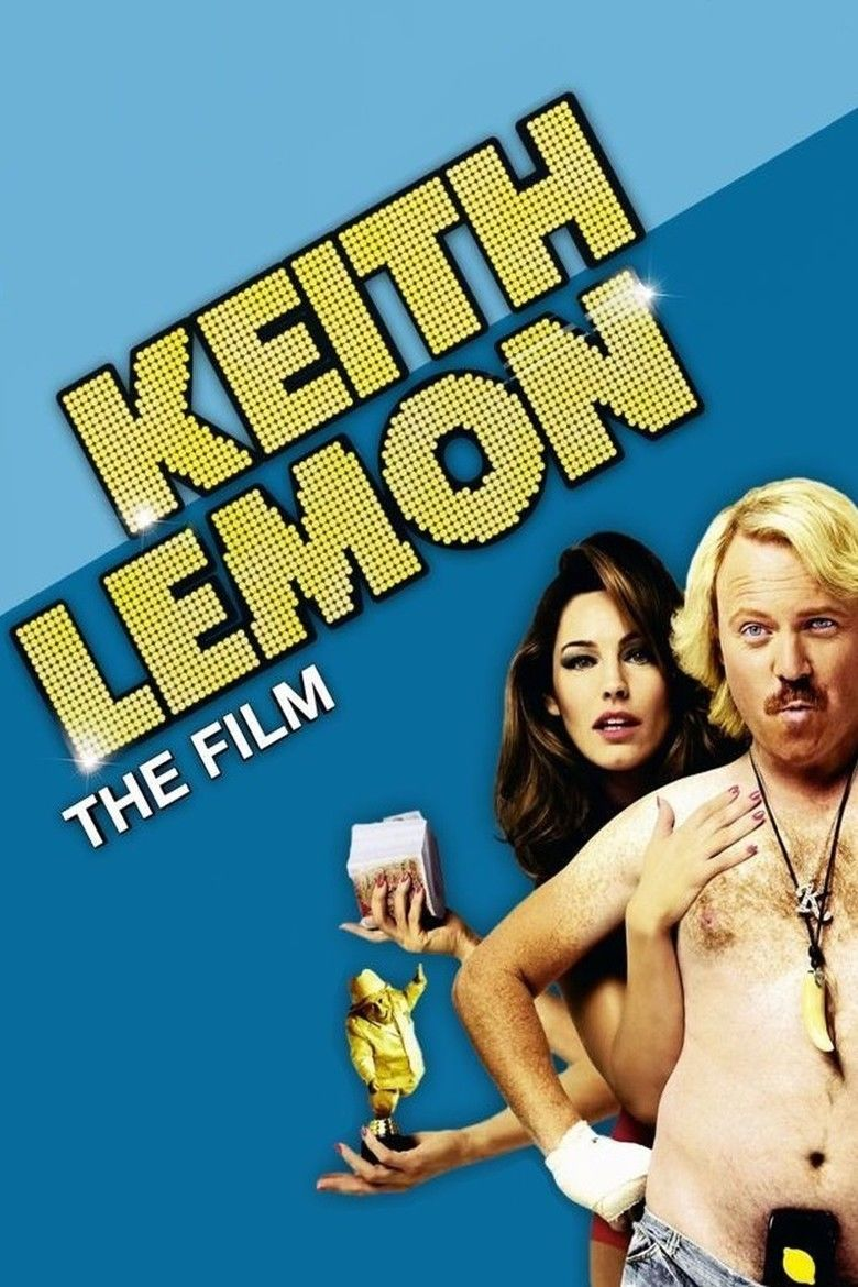 Keith Lemon: The Film movie poster