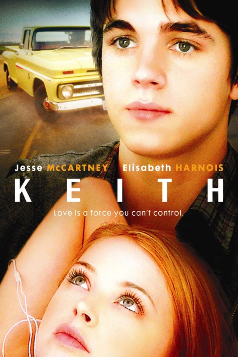 Keith (film) movie poster