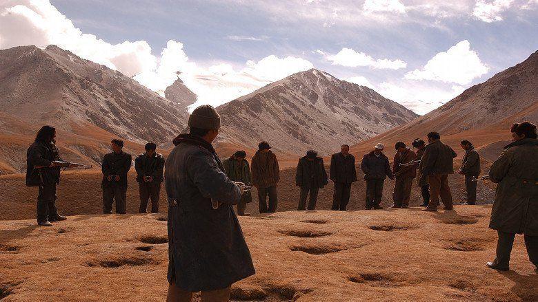 Kekexili: Mountain Patrol movie scenes