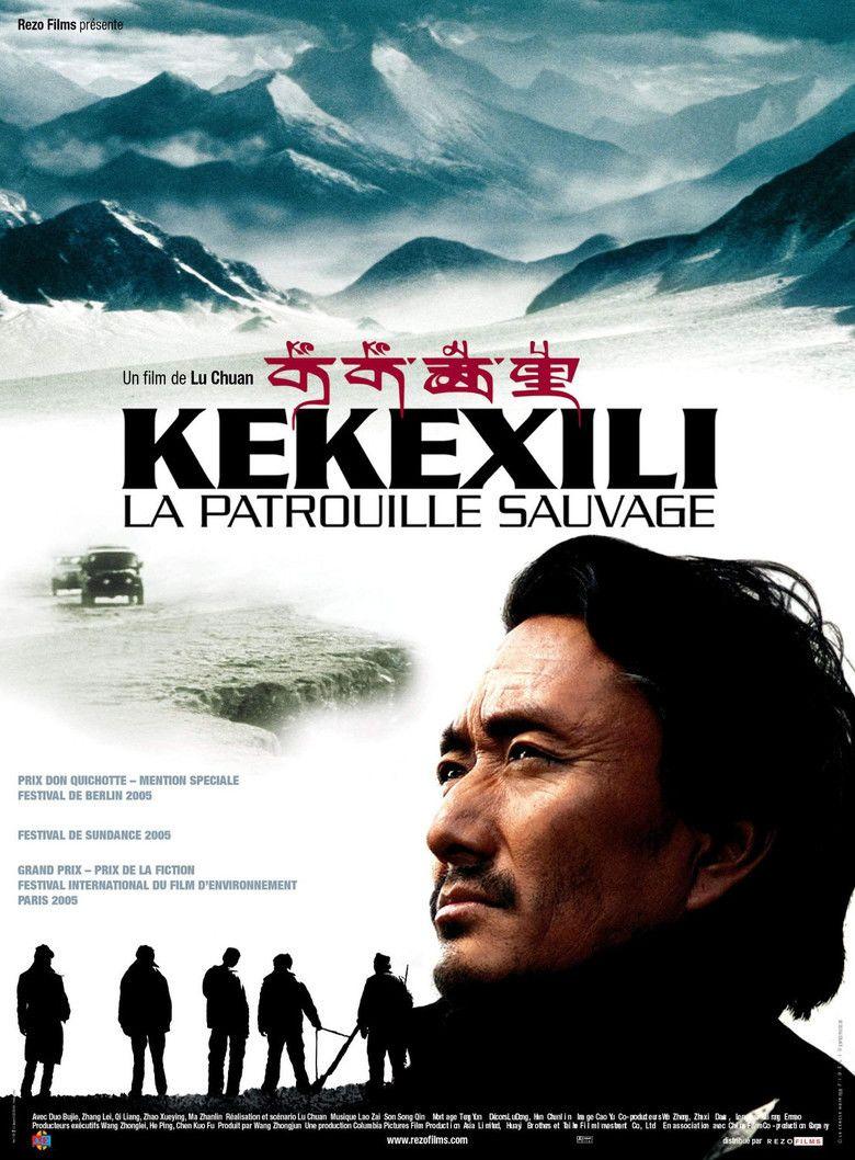 Kekexili: Mountain Patrol movie poster