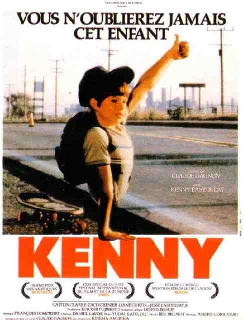 Kenny (1988 film) movie poster