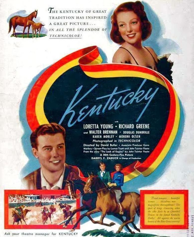 Kentucky (film) movie poster