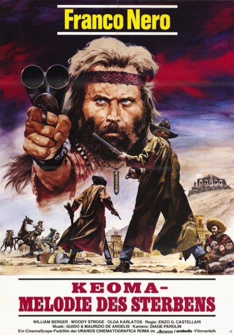 Keoma (film) movie poster
