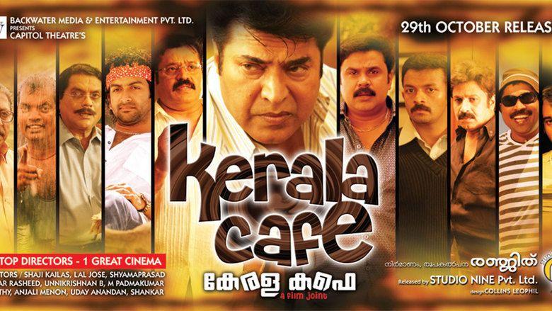 Kerala Cafe movie scenes