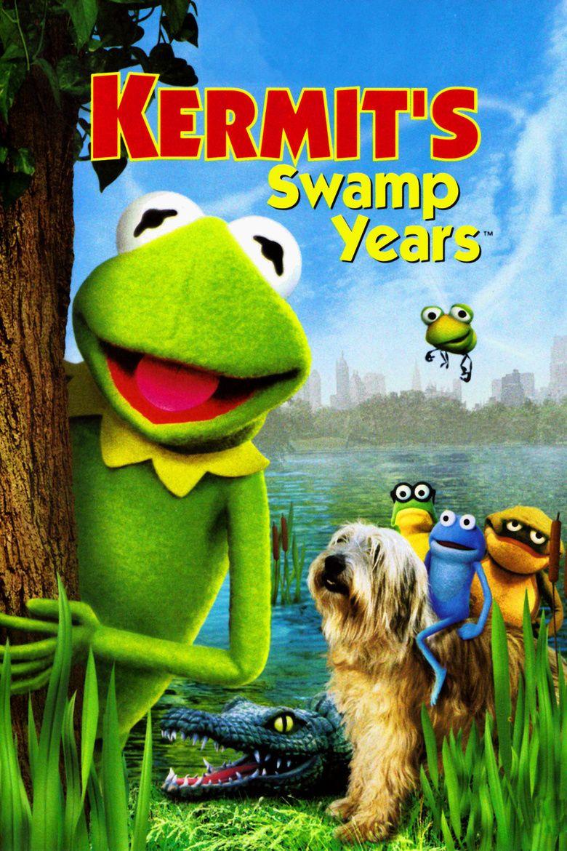 Kermits Swamp Years movie poster