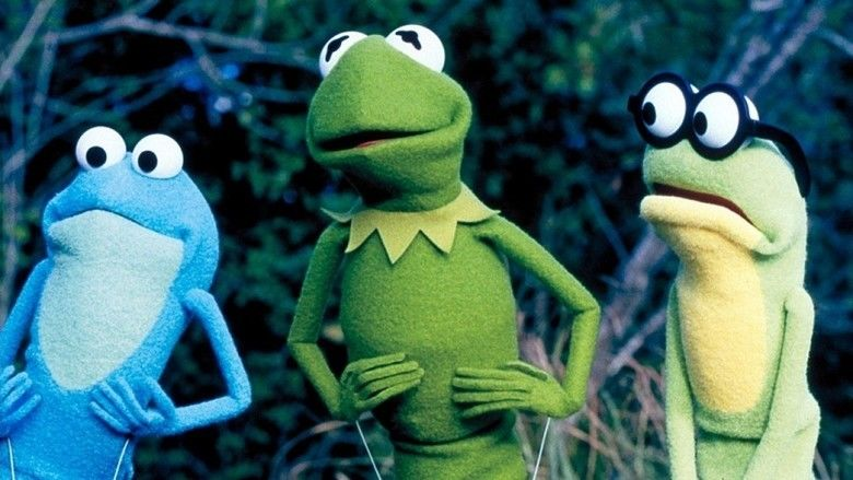 Kermits Swamp Years movie scenes