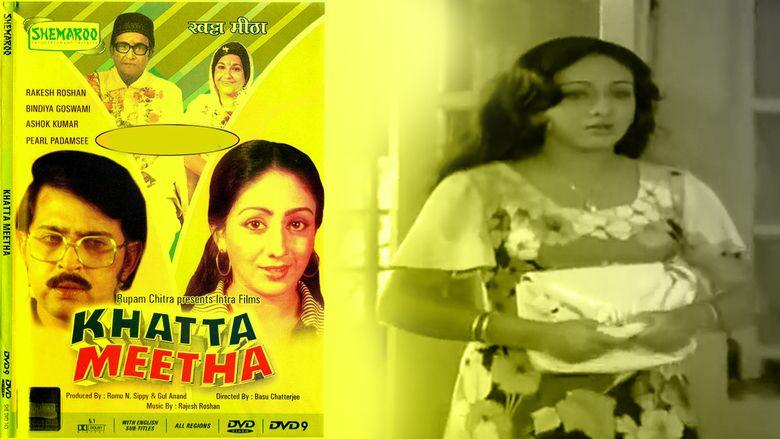 Khatta Meetha (1978 film) movie scenes