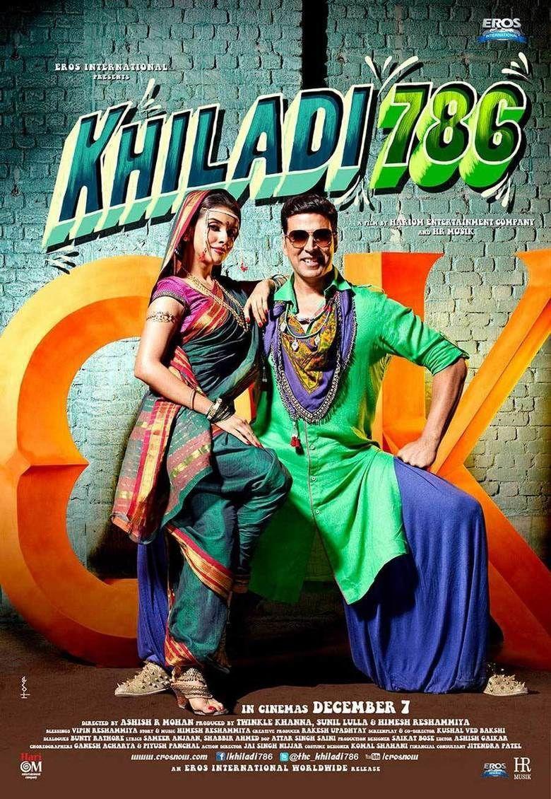 Khiladi 786 movie poster