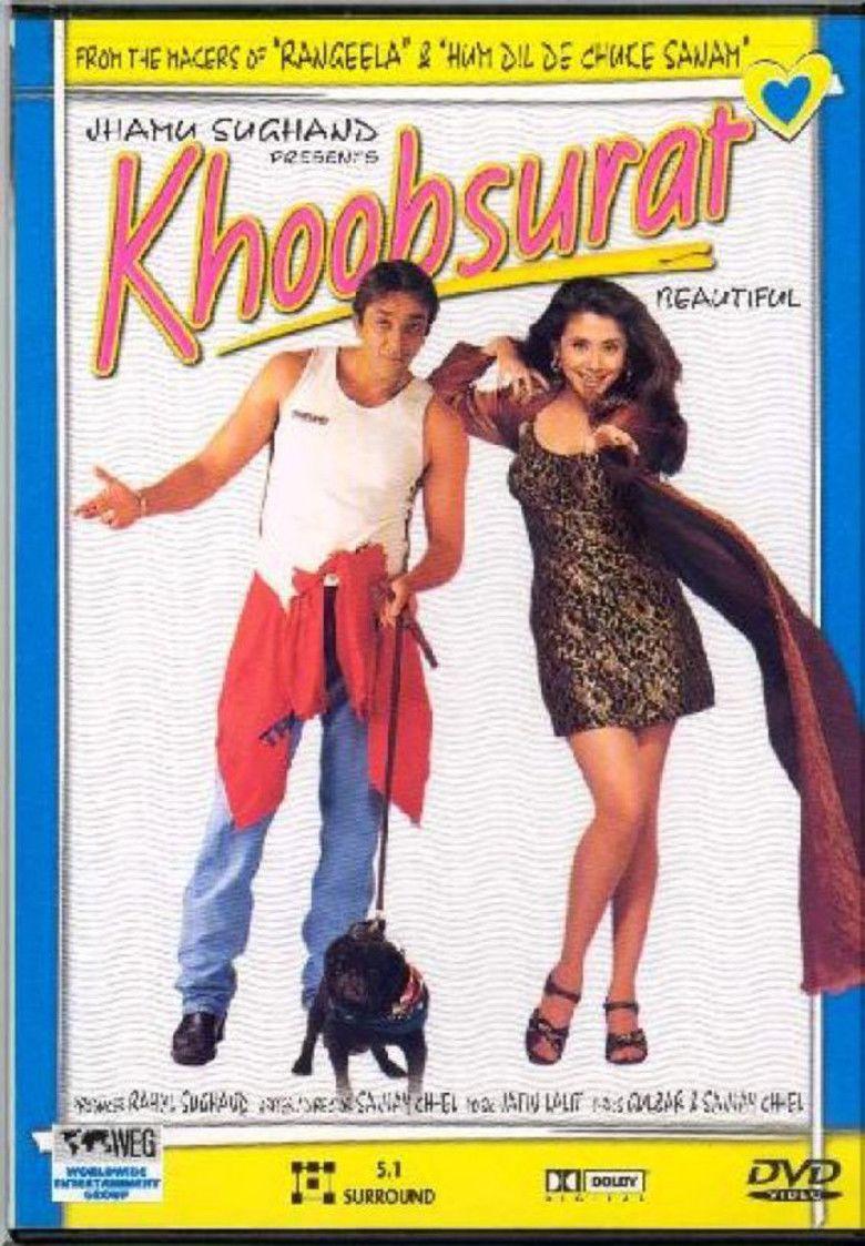 Khoobsurat (1999 film) movie poster
