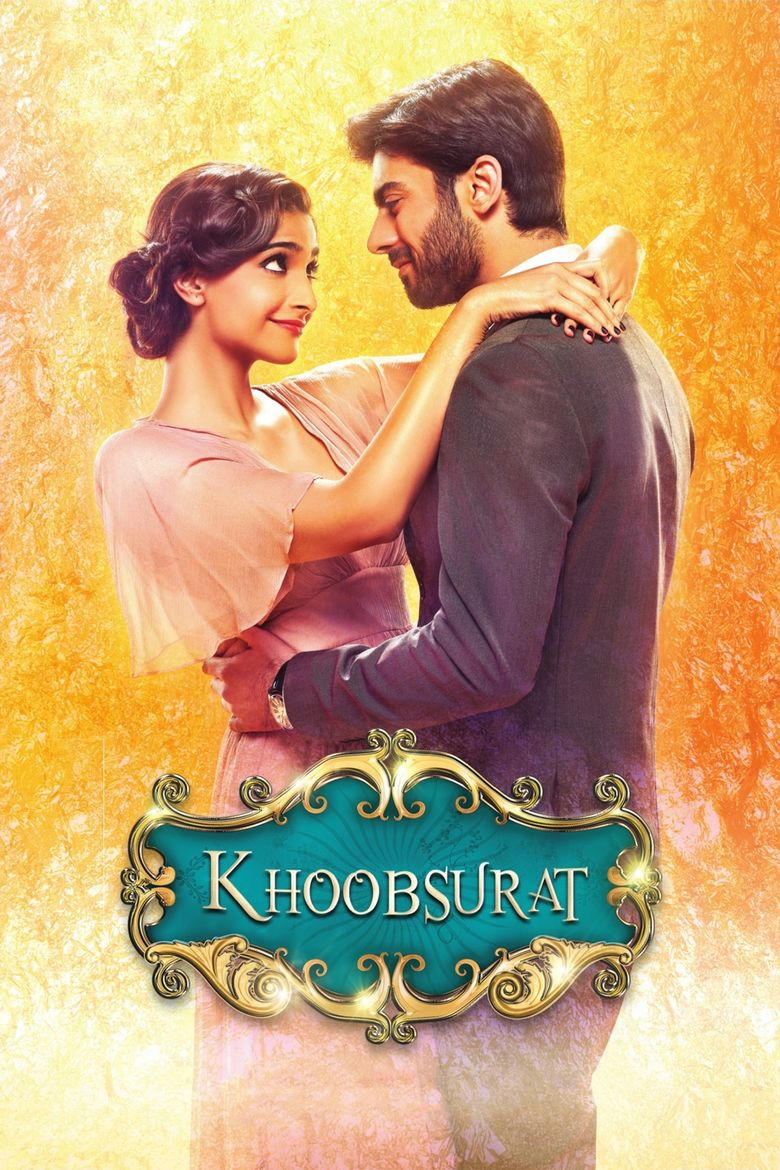 Khoobsurat (2014 film) movie poster