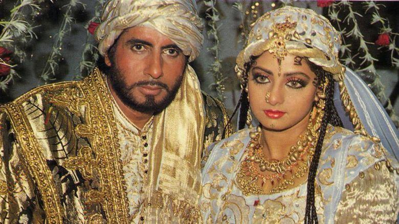 Khuda Gawah movie scenes