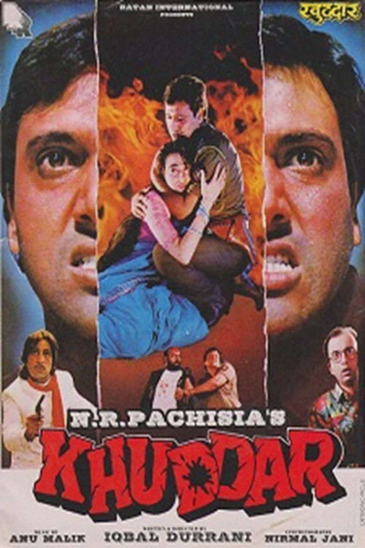 Khuddar movie poster