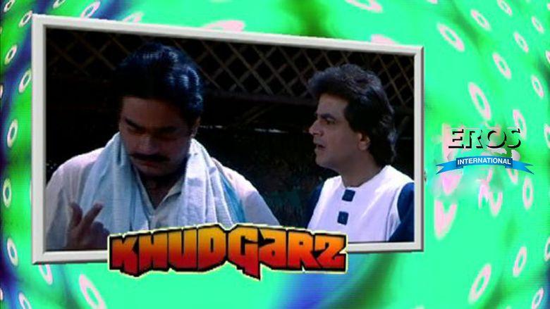 Khudgarz movie scenes