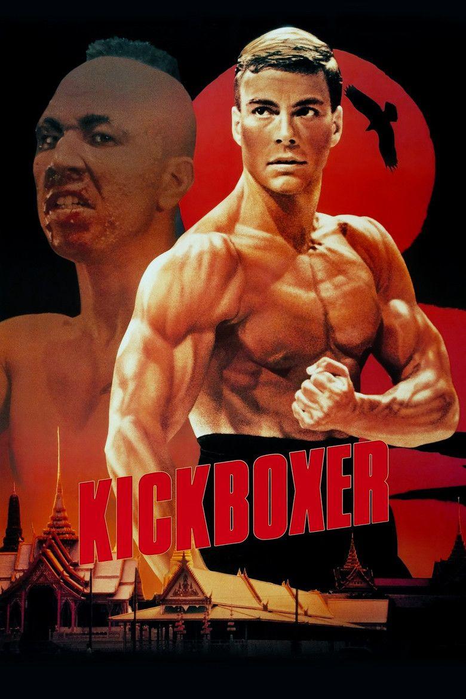 Kickboxer (1989 film) movie poster