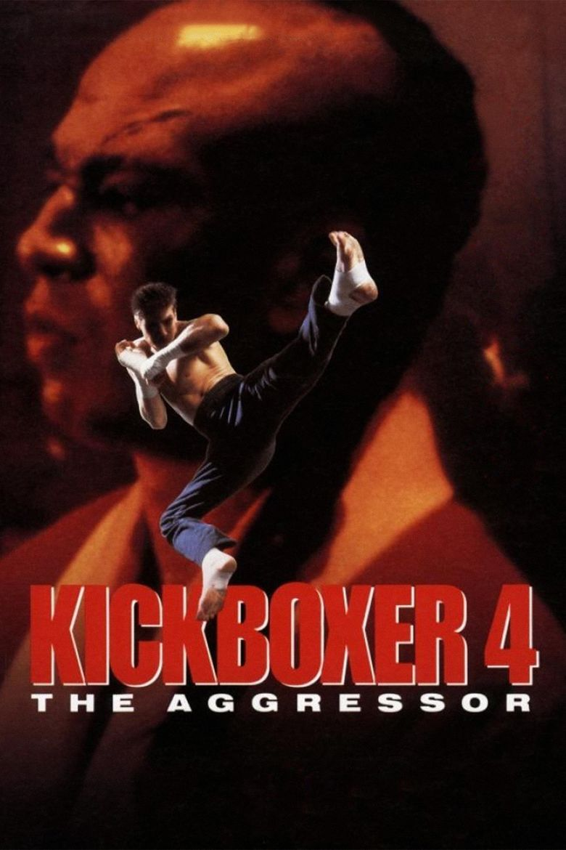 Kickboxer 4 movie poster