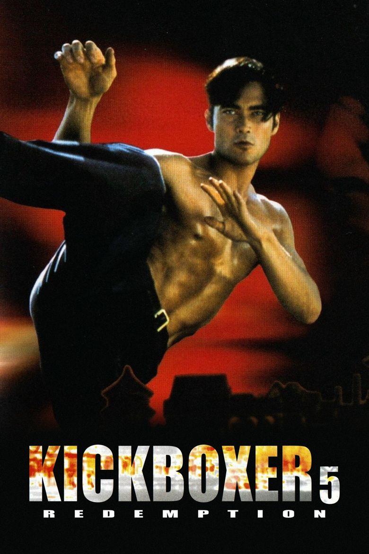 Kickboxer 5 movie poster