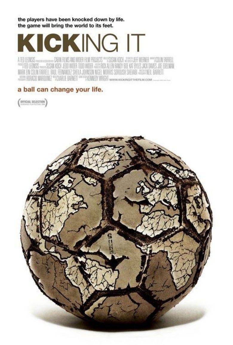 Kicking It movie poster