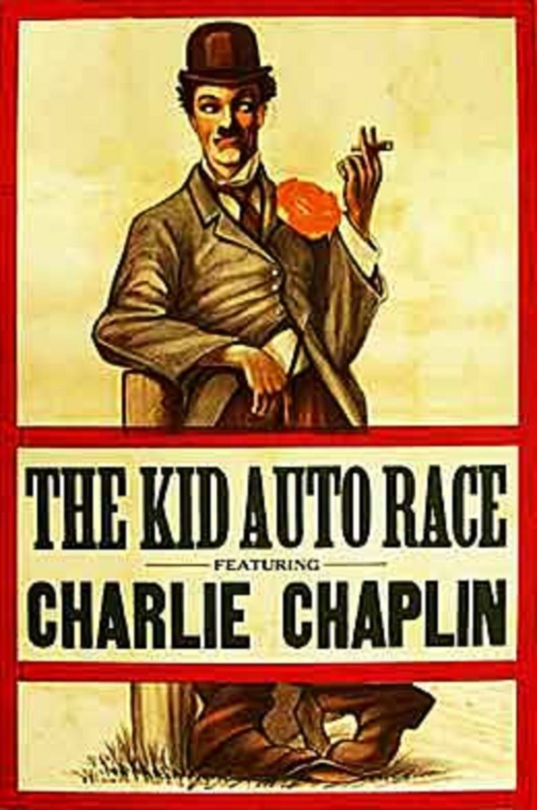 Kid Auto Races at Venice movie poster