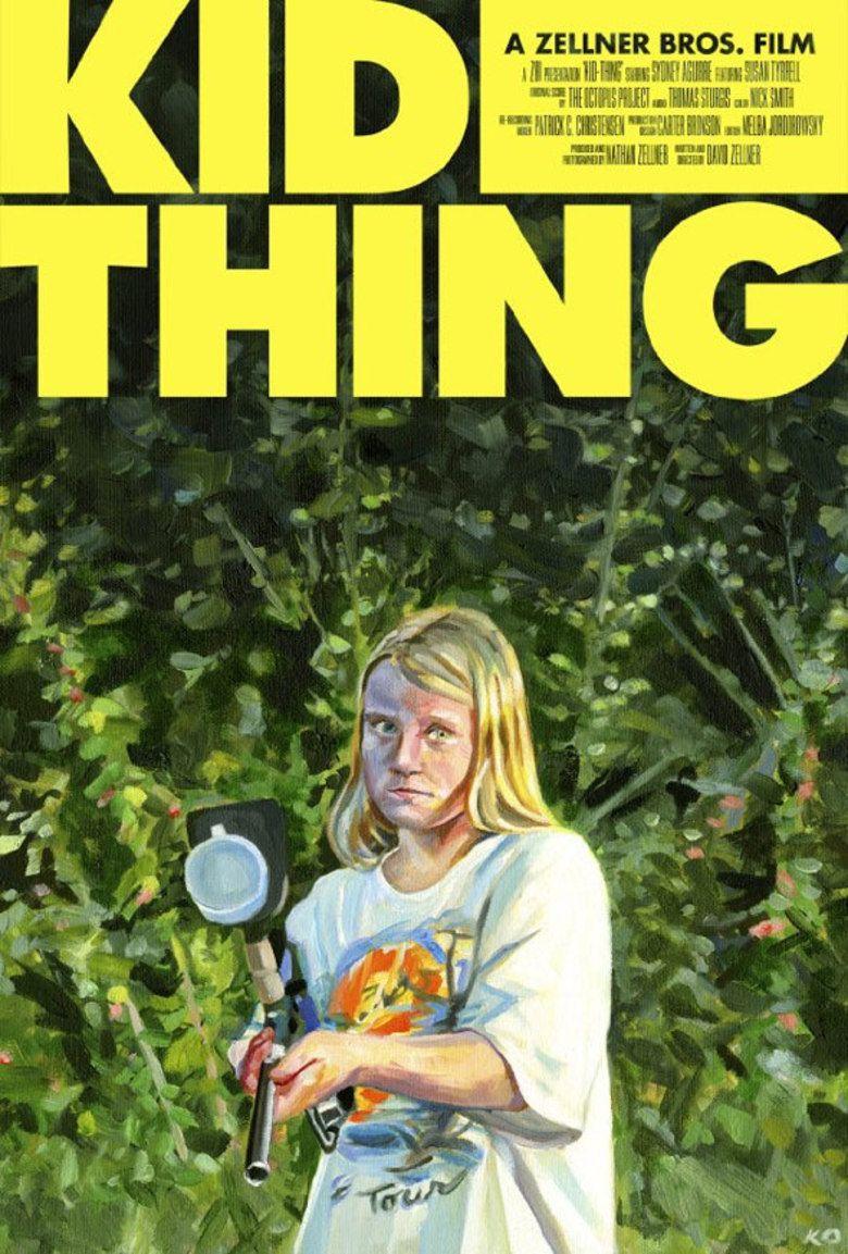 Kid Thing movie poster