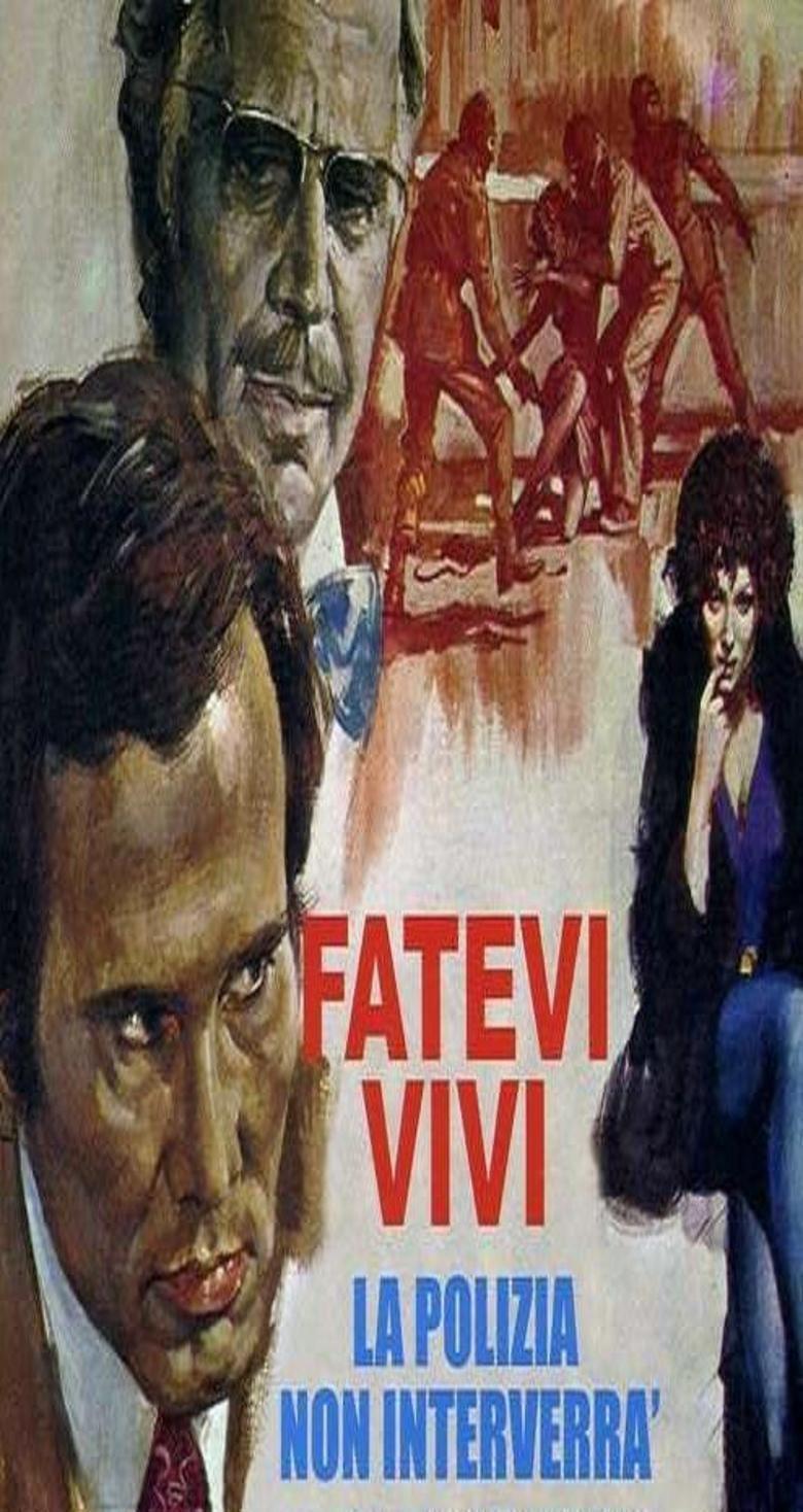 Kidnap (1974 film) movie poster
