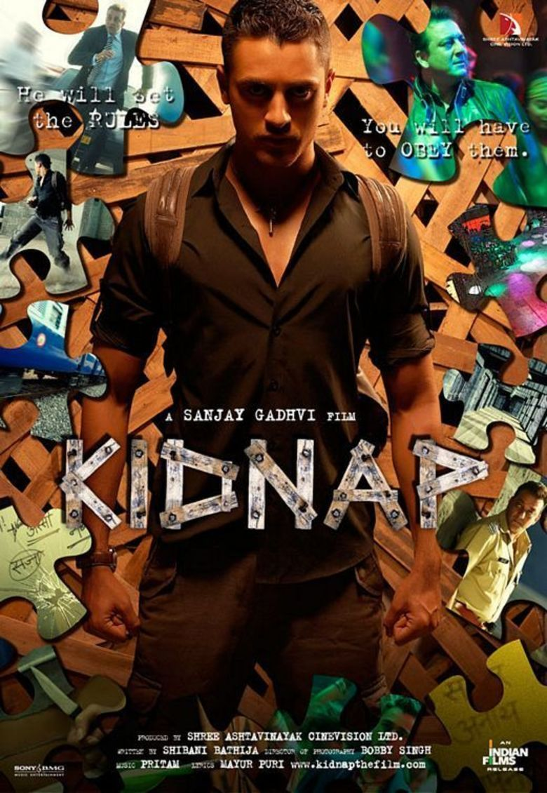 Kidnap (2008 film) movie poster