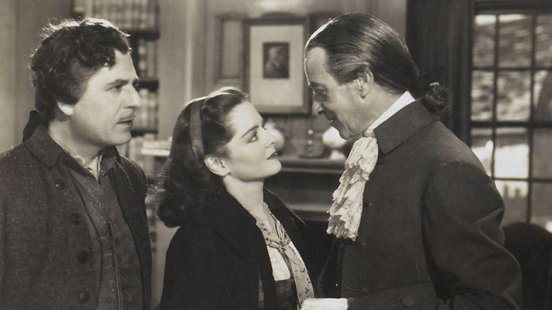 Kidnapped (1938 film) movie scenes