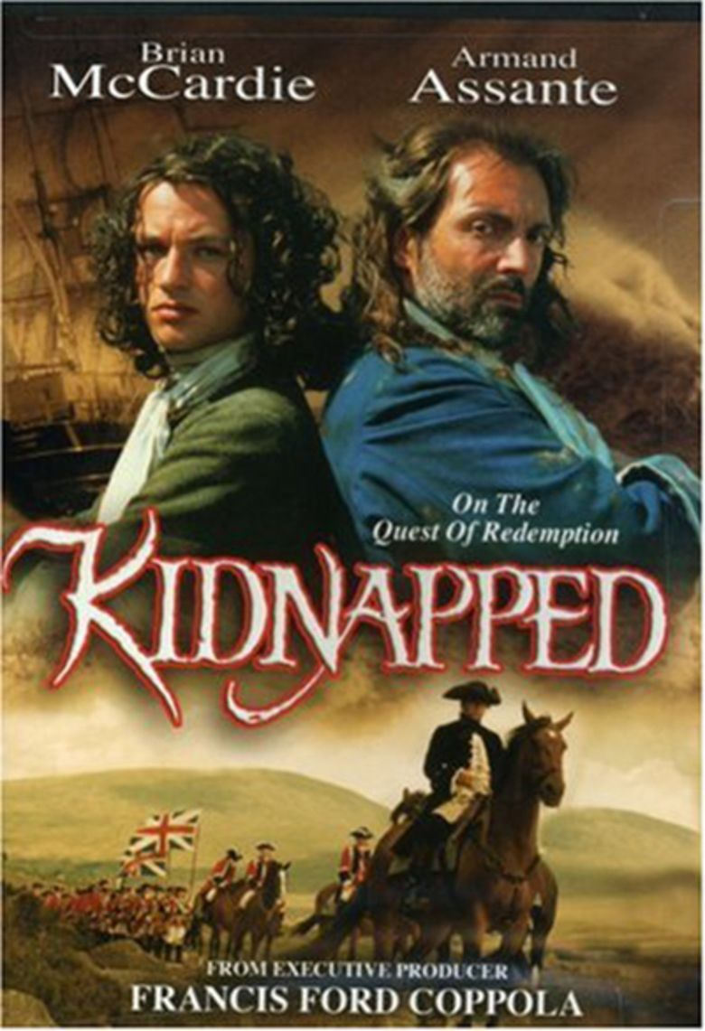 Kidnapped (1995 film) movie poster