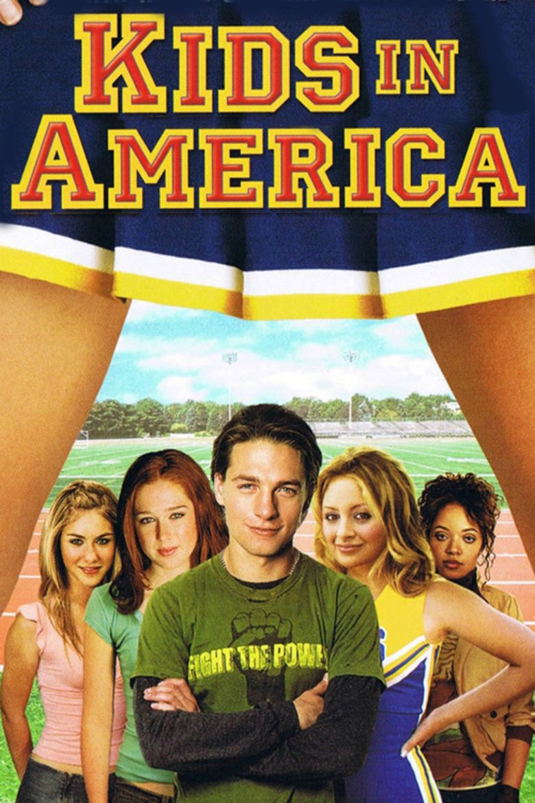 Kids in America (film) movie poster