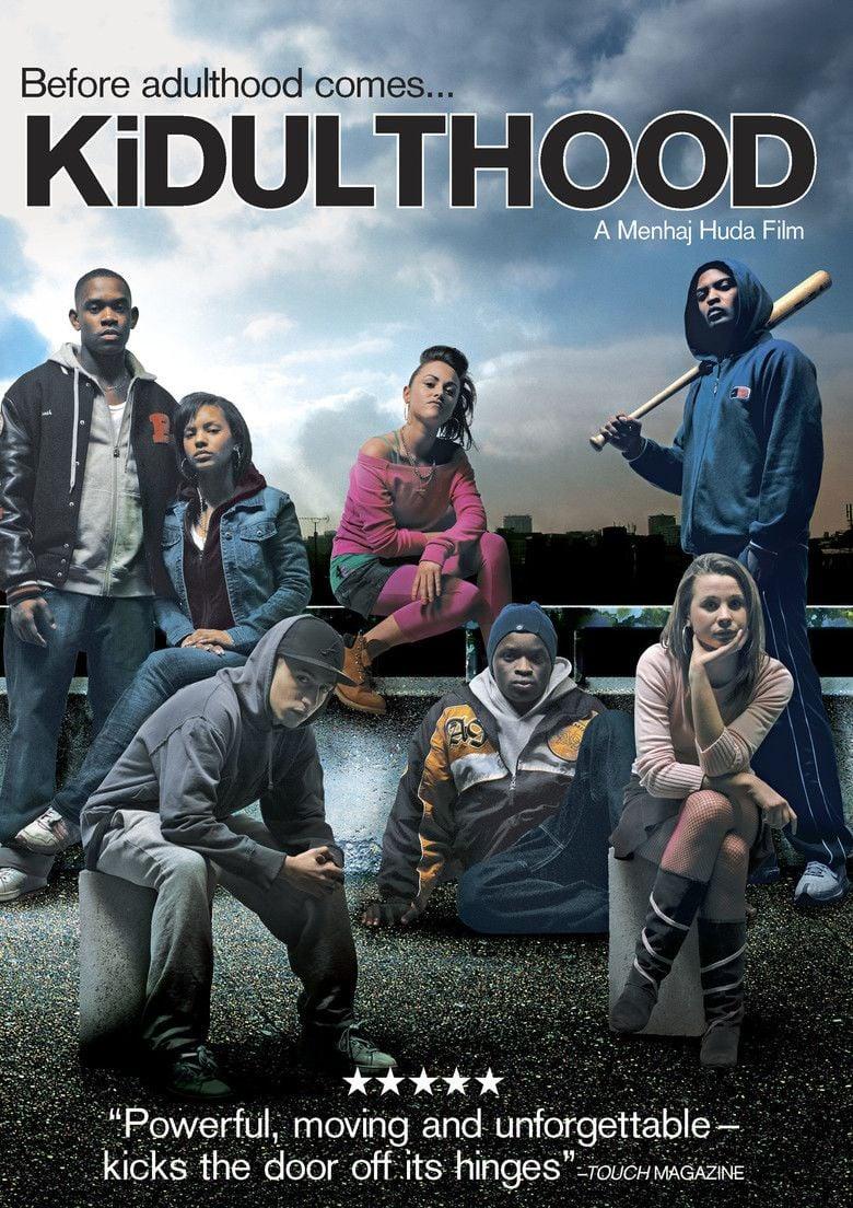 Kidulthood movie poster