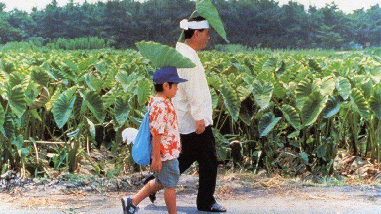 Kikujiro movie scenes