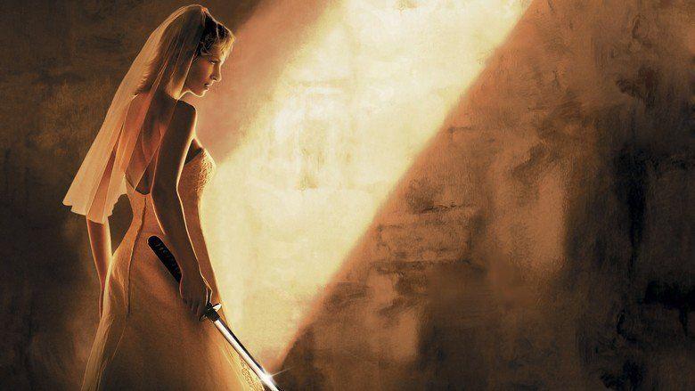 Kill Bill: Volume 2 movie scenes