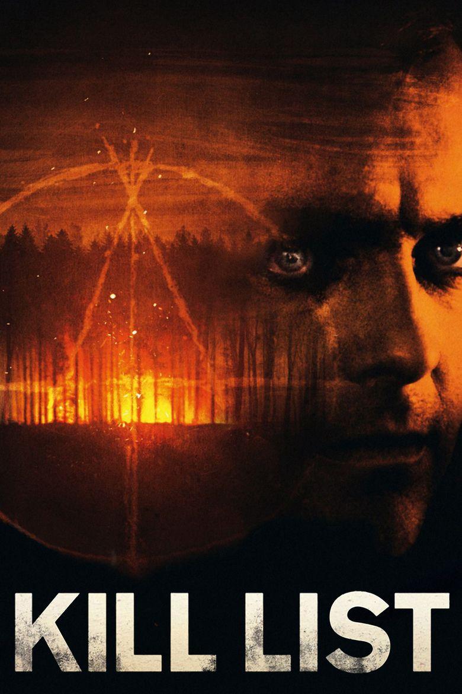 Kill List movie poster