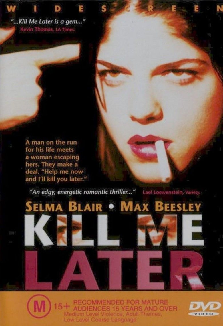 Kill Me Later movie poster