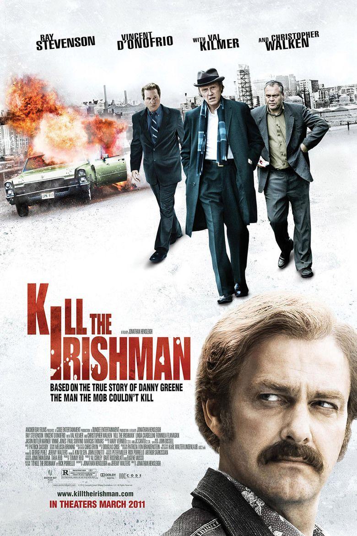Kill the Irishman movie poster