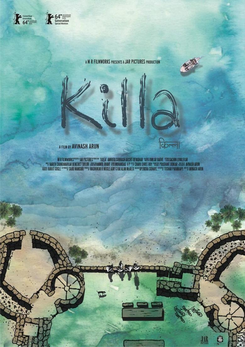 Killa (film) movie poster