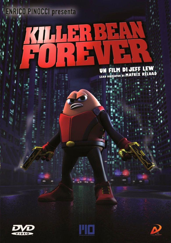 Killer Bean Forever movie poster