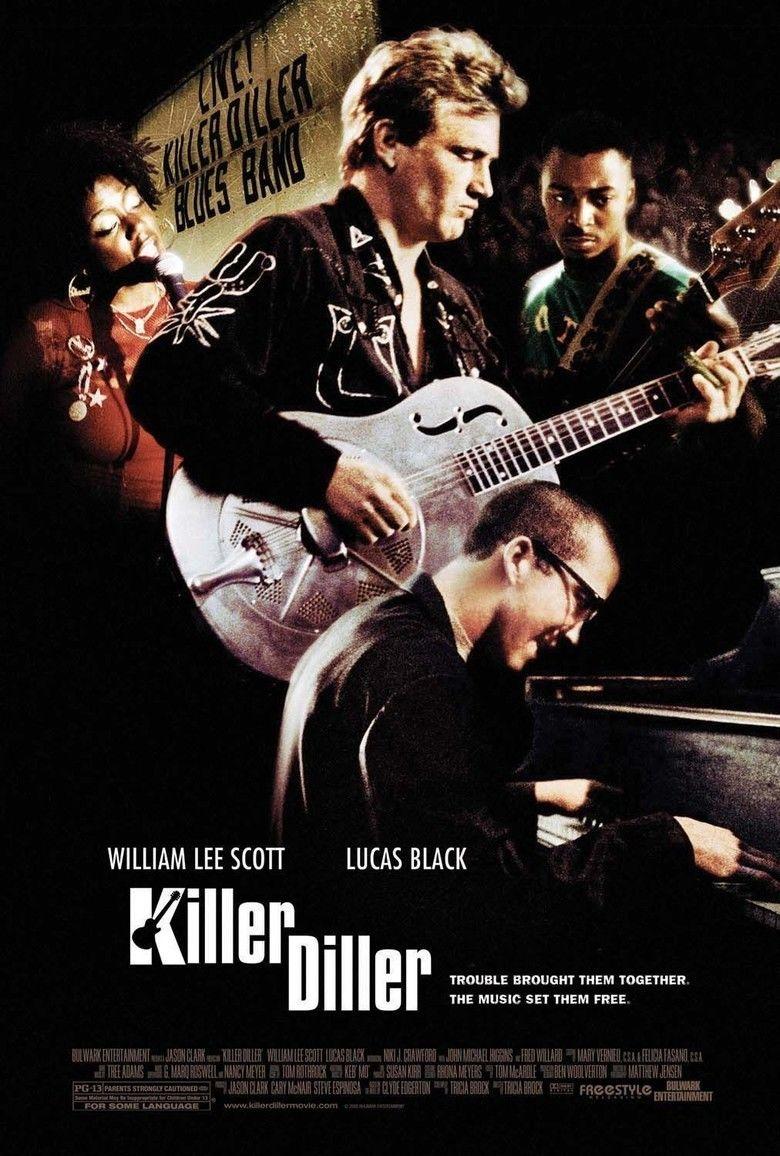 Killer Diller movie poster