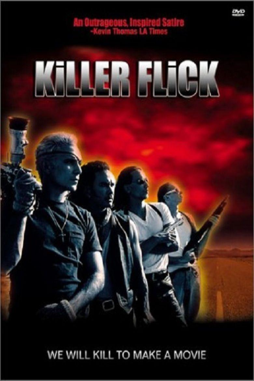 Killer Flick movie poster