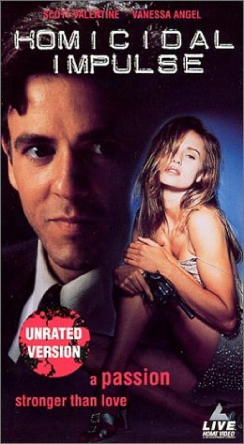 Killer Instinct (1991 film) movie poster