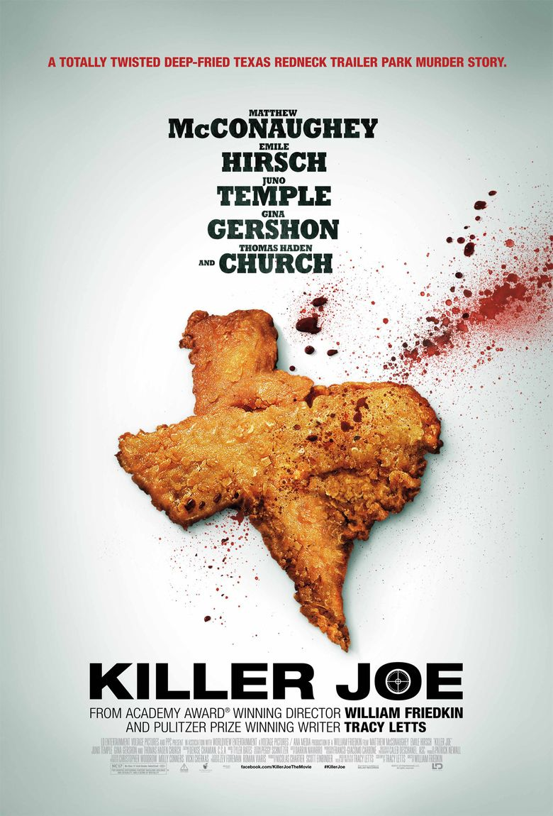 Killer Joe (film) movie poster