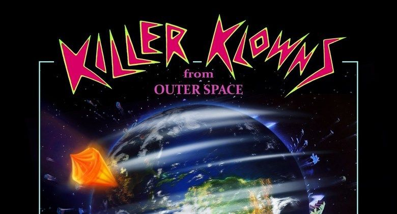 Killer Klowns from Outer Space movie scenes