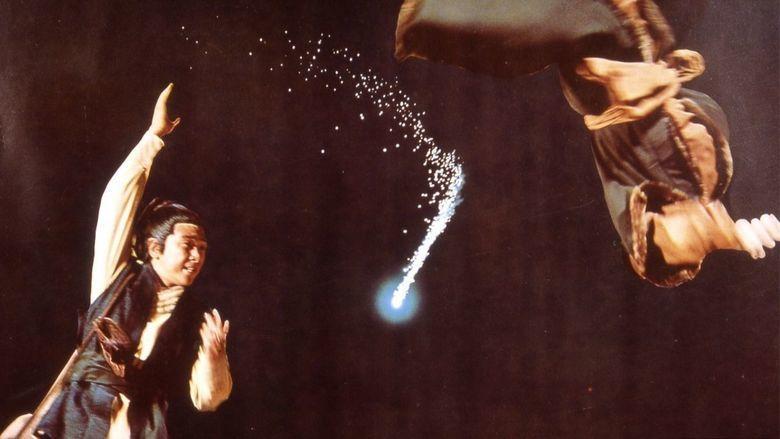 Killer Meteors movie scenes