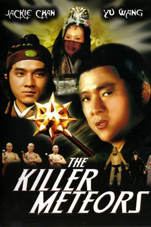 Killer Meteors movie poster