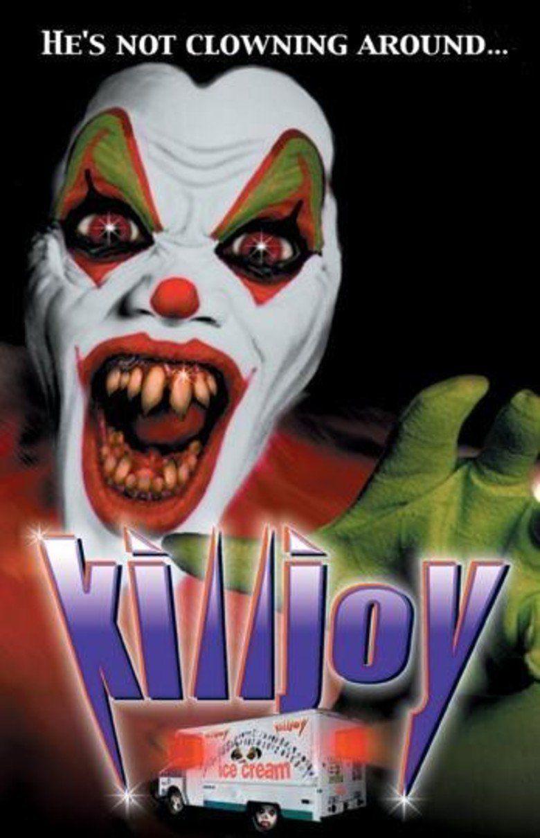 Killjoy (film series) movie poster