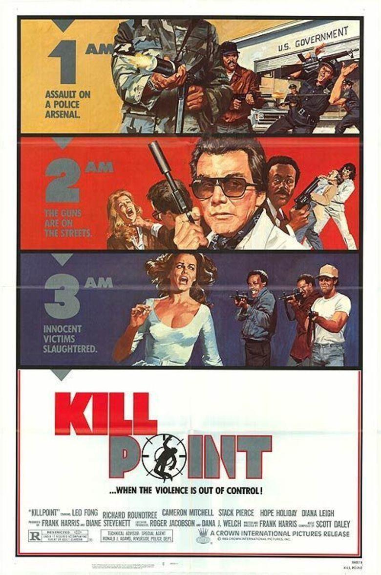 Killpoint movie poster