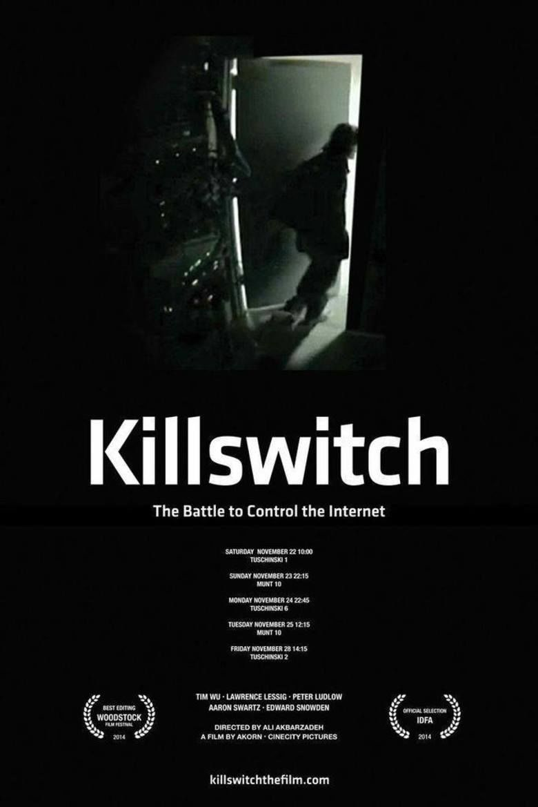 Killswitch (film) movie poster